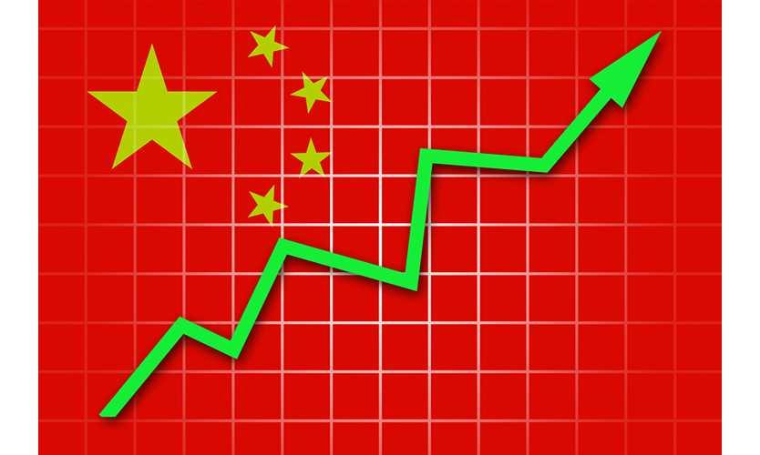 Cresce la Cina nonostante i problemi internazionali
