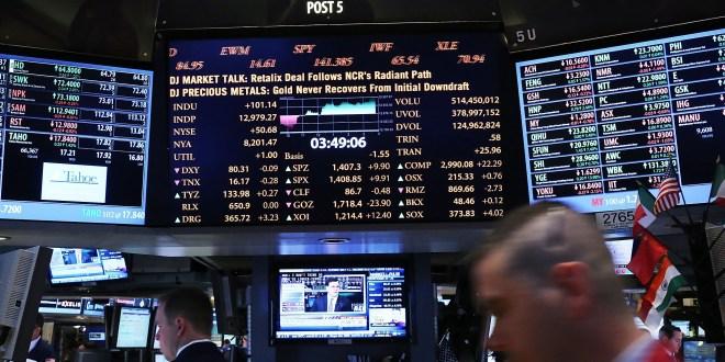 I mercati mondiali rischiano di scoppiare