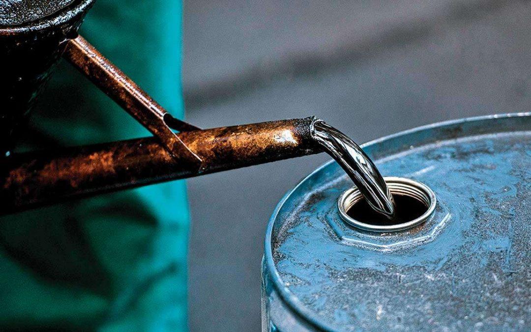 Petrolio in forte ripresa dopo un inizio preoccupante