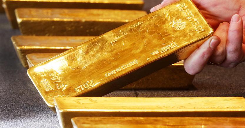 Il prezzo dell'oro sembra non fermarsi più