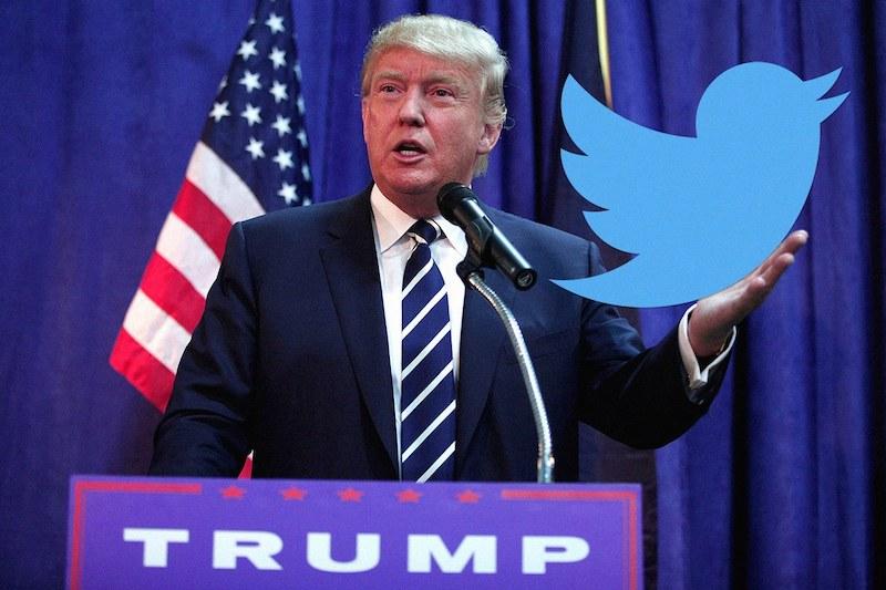 Trump cerca la pace usando Twitter