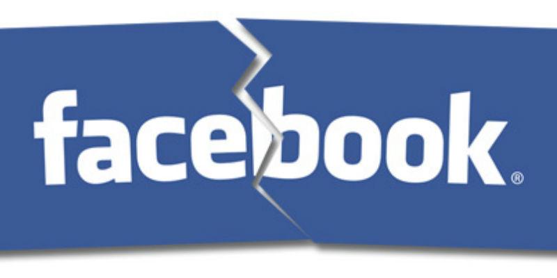 Ancora problemi per Facebook