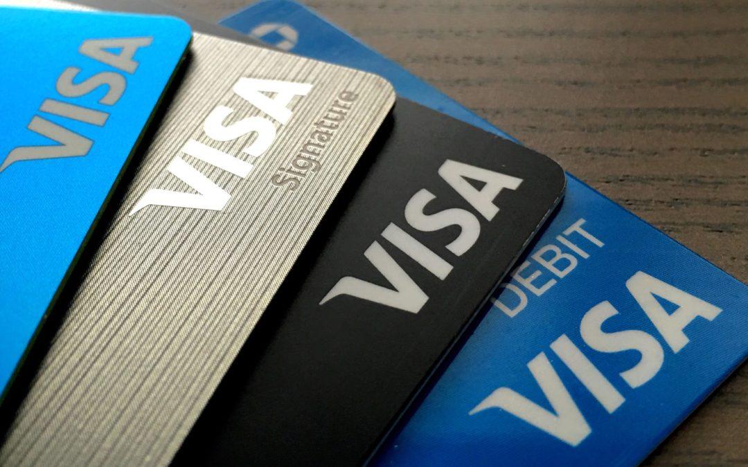 Numeri sorprendenti per Visa