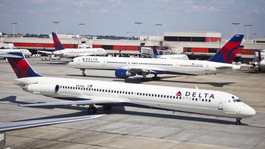 Delta Air Lines supera le aspettative di inizio anno