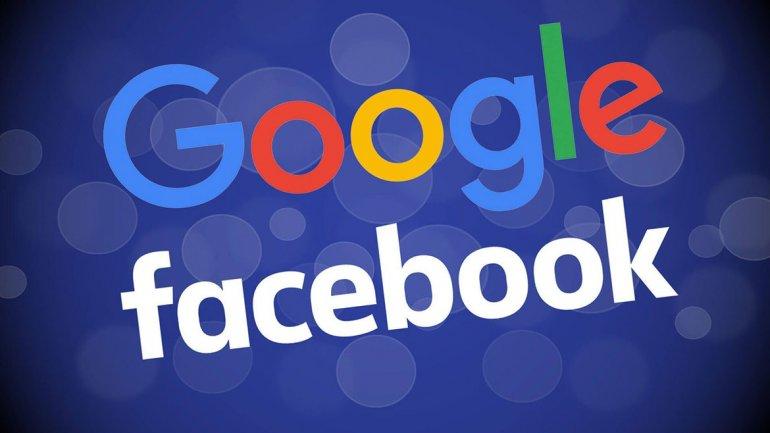 Google e Facebook sotto accusa