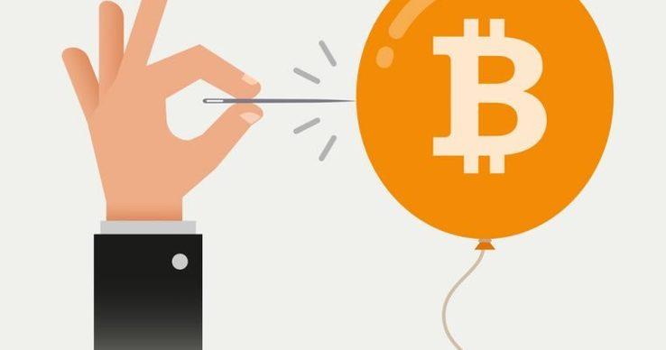 Tracollo Bitcoin: cosa sta succedendo?