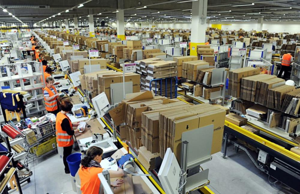 Amazon sfrutta i suoi lavoratori?