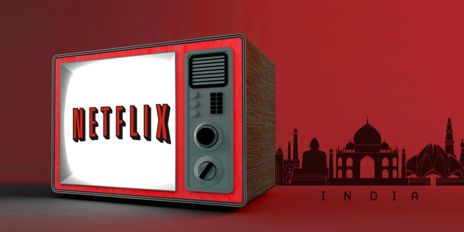Netflix entra in India