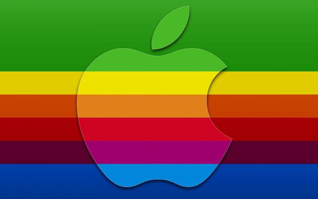 Apple si rinnova con un nuovo logo