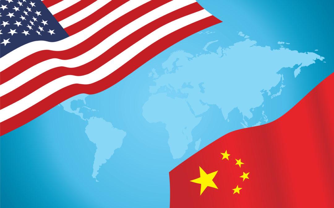 Le azioni americane e cinesi prendono il volo