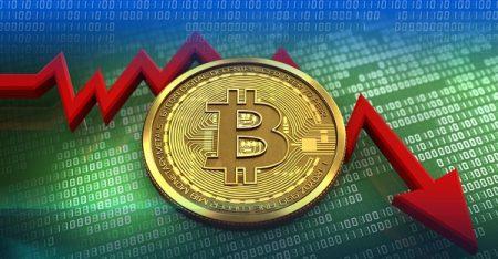 Record negativo per il Bitcoin
