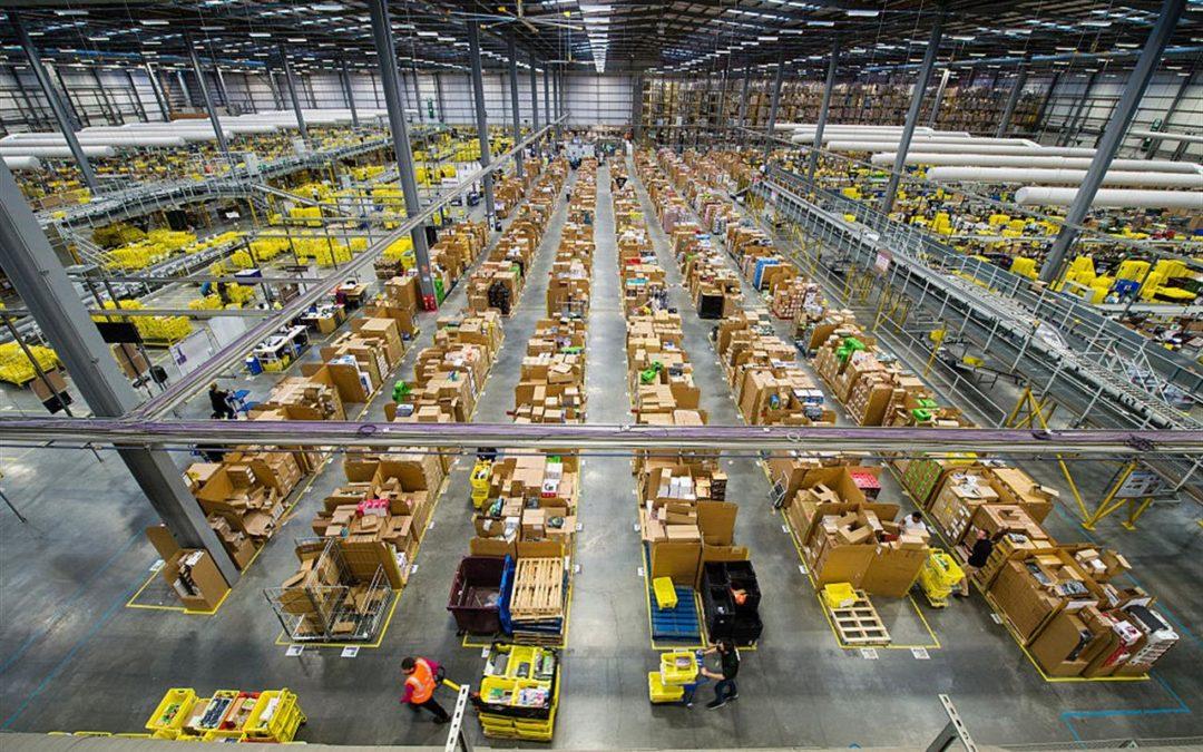 Amazon ha ancora problemi con i suoi lavoratori