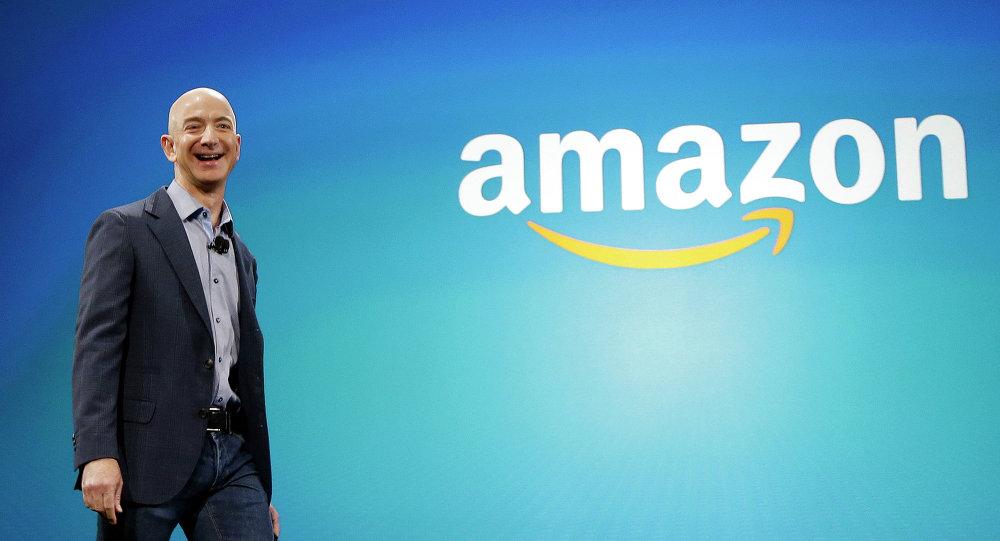 Amazon in caduta libera