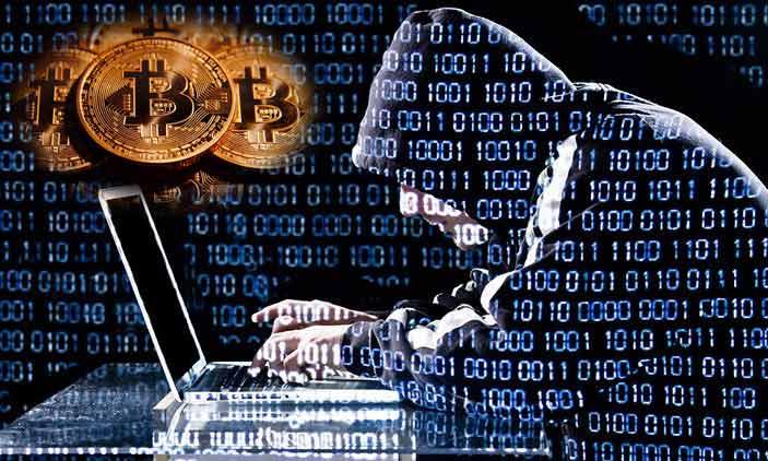 Bitcoin chiesti come riscatti di un hackeraggio