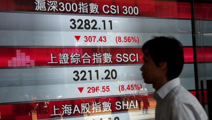 Il mercato cinese in crisi