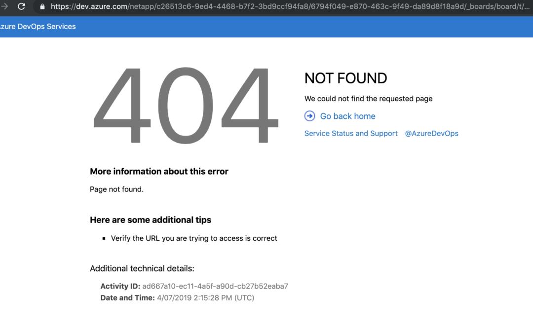 Problemi per Microsoft a causa di un errore