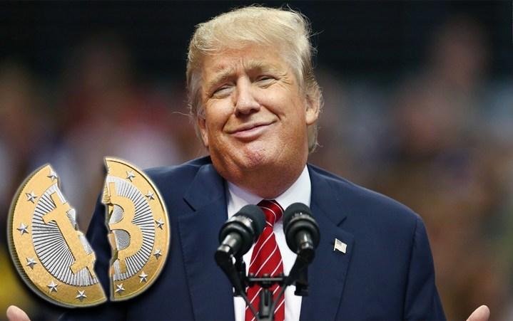 Trump influisce sul prezzo del Bitcoin