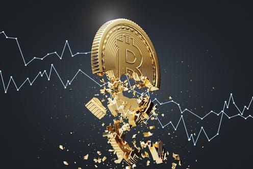 Nuovo record negativo di volume del Bitcoin