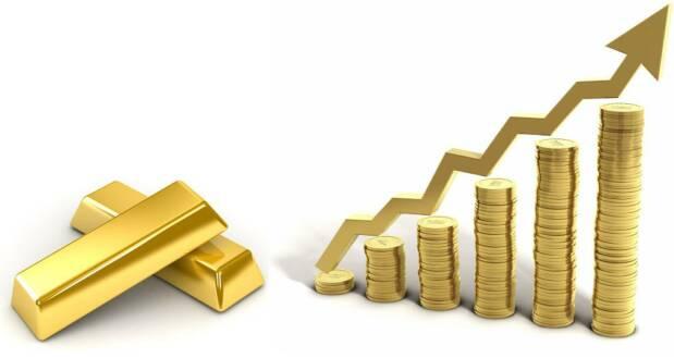 Oro in forte crescita negli ultimi mesi