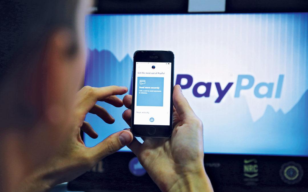 Il più grande investitore in Paypal ritira il 31,6% dell'investimento