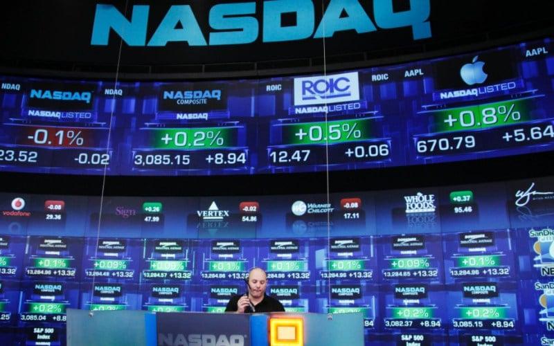 Calo delle azioni statunitensi: preoccupazioni per la crescita economica