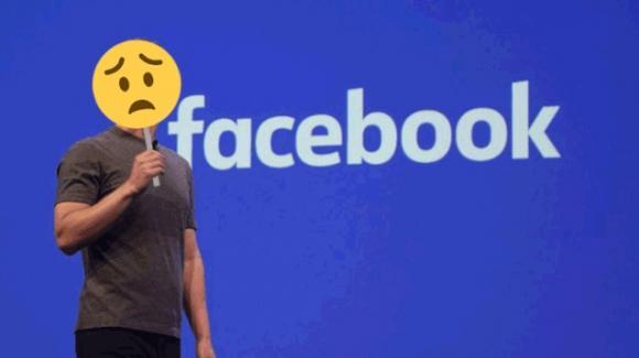 Facebook si rifiuta di pagare la multa