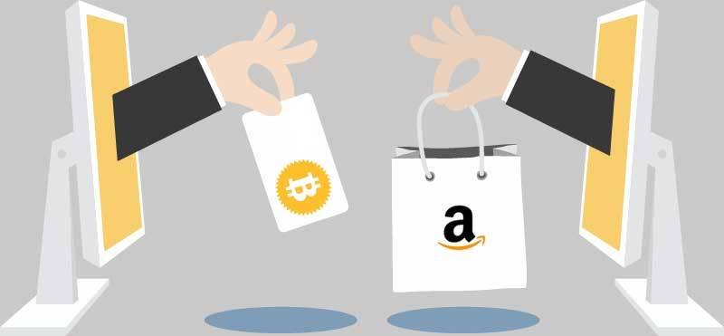 Moon ti consente di pagare con bitcoin su Amazon