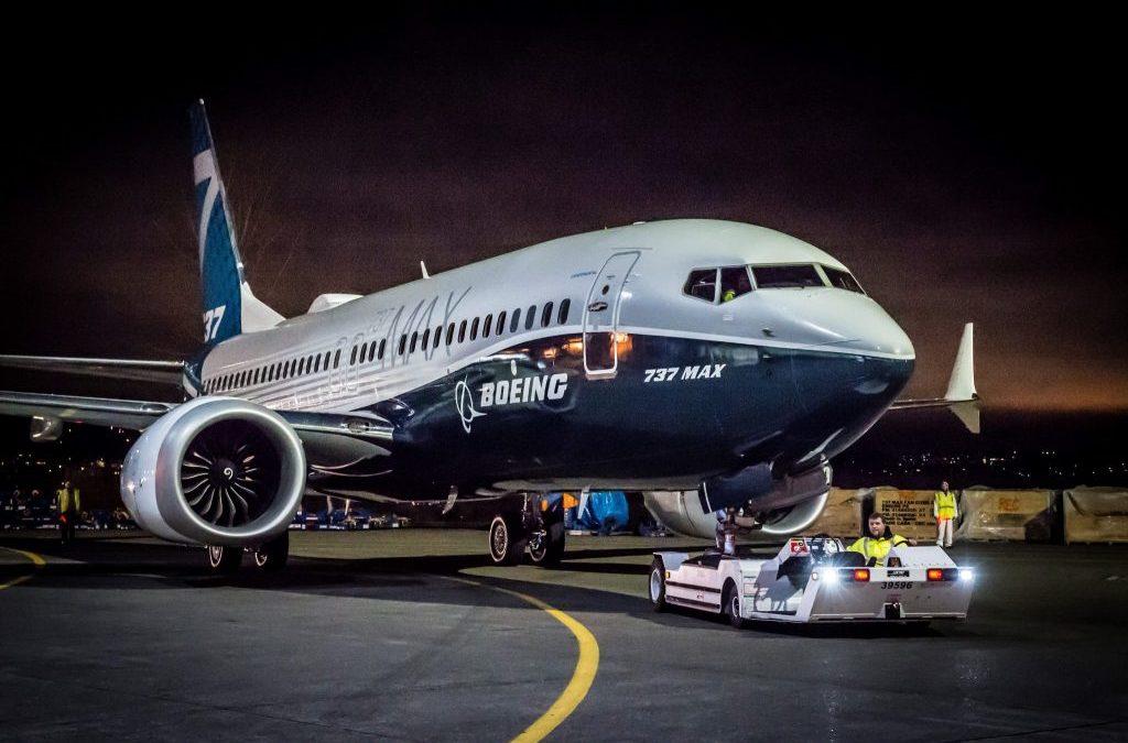 Boeing è tornata profittevole ma c'è ancora crisi per il 737 max