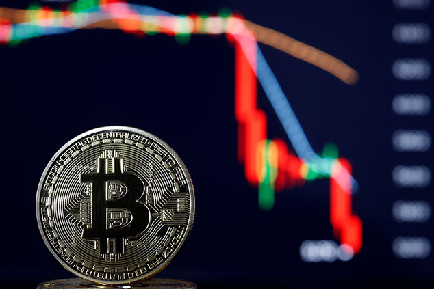 Bitcoin vicina ad una trendline critica di lungo termine