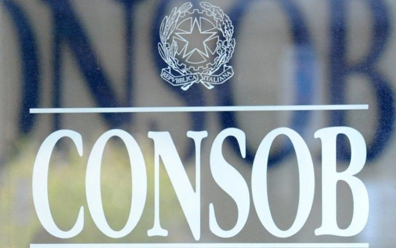 La Consob blocca i broker non regolamentati