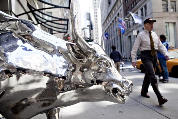 Mercati USA in crescita ma non grazie all'economia