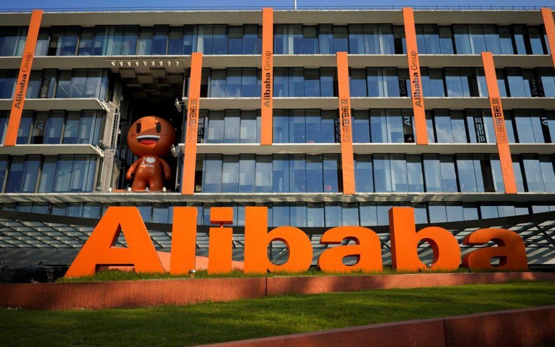 Alibaba: boom di vendite nel trimestre del coronavirus