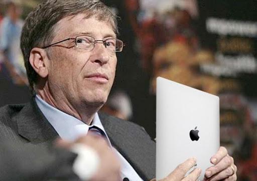 Apple: Bill Gates ha acquistato oltre 500mila Azioni di Cupertino