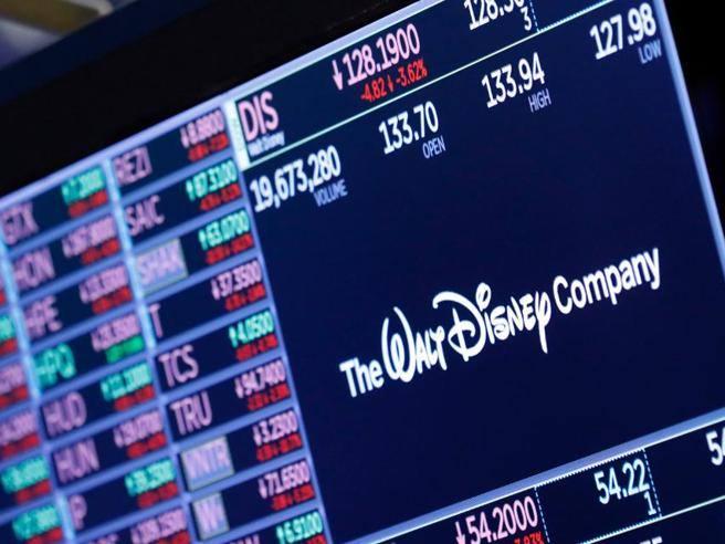 Azioni Disney: Titolo in sofferenza tenta la risalita