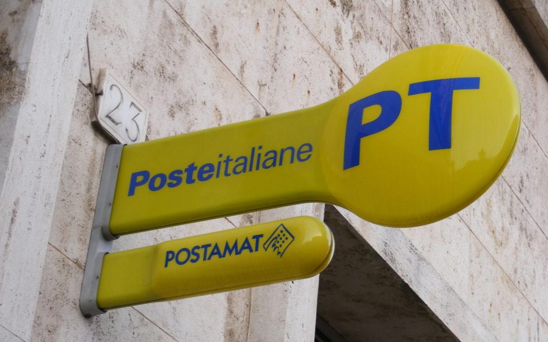 Azioni Poste Italiane: trimestrali in ribasso, ma il Titolo recupera