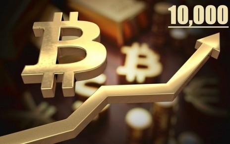 Bitcoin: la crypto è vicina al breakout di 10k