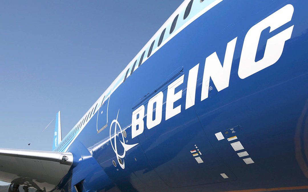 Boeing: annunciato il taglio di 12mila dipendenti