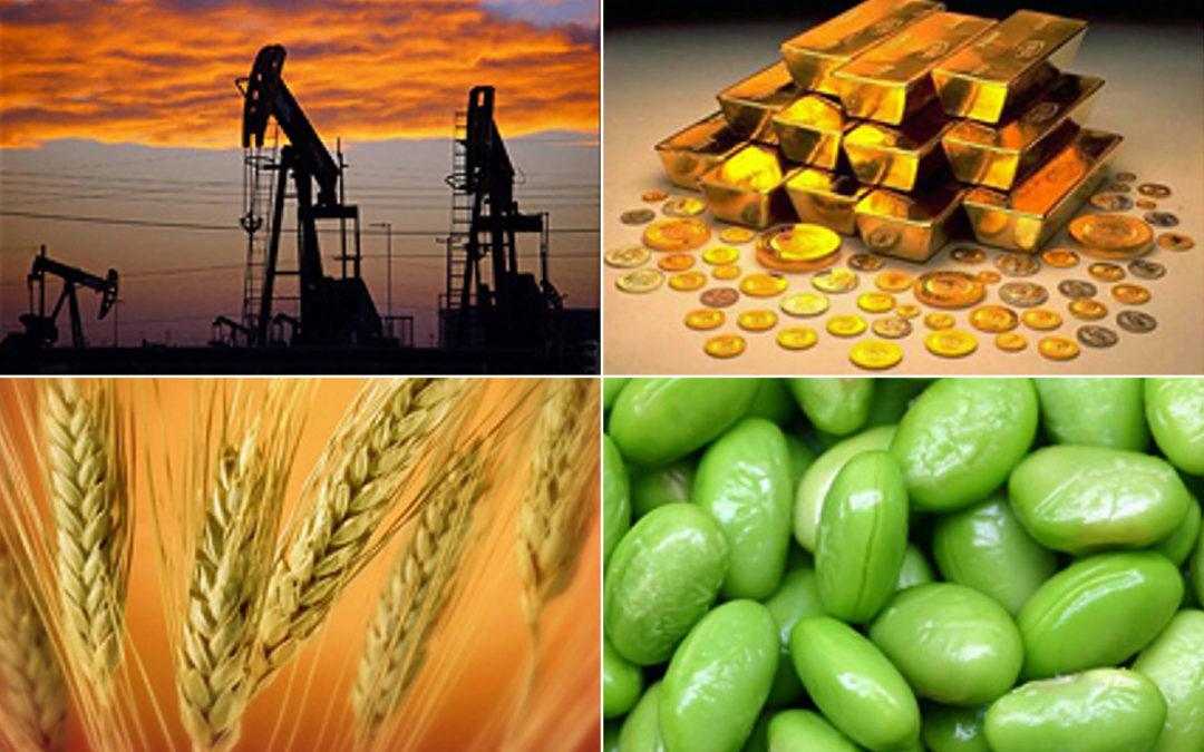 Commodities: prezzo oro in netto rialzo oggi 15 Maggio 2020