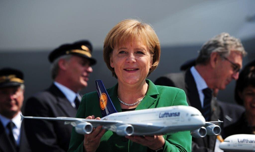 Lufthansa: lo Stato tedesco pronto ad entrare nel capitale dell'azienda