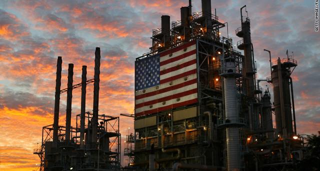 Petrolio USA: crolla la produzione, estrazioni calano rapidamente