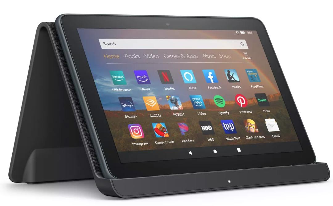Amazon lancia Fire HD 8: la nuova strategia di Bezos contro la crisi