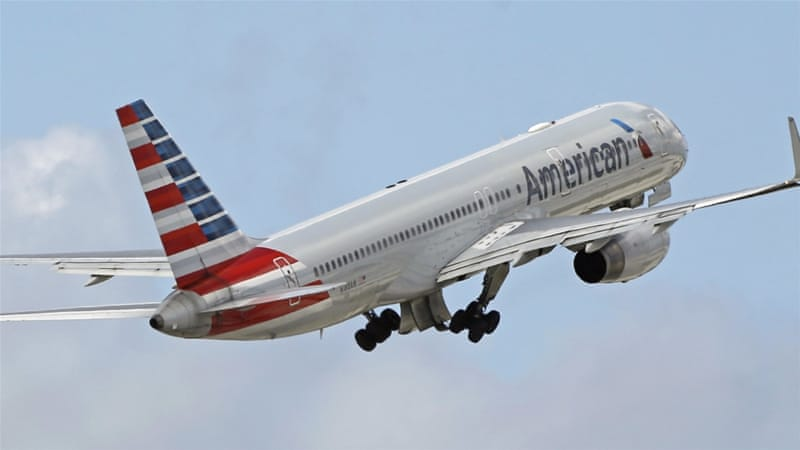 American Airlines: scambi in forte rialzo