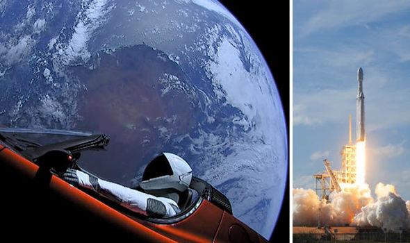 Azioni Tesla: il Titolo vola alto insieme a SpaceX