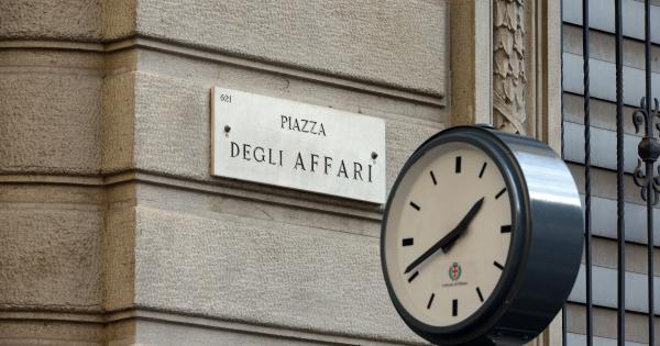 Borsa Milano in forte rialzo: Piazza Affari chiude a +3,5