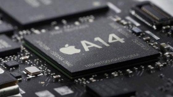 Apple, il fornitore TSMC dichiara l'81% di profitti in più per richiesta chip più veloci