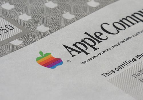 Azioni Apple sempre più su, oggi la sentenza sulle tasse in Europa