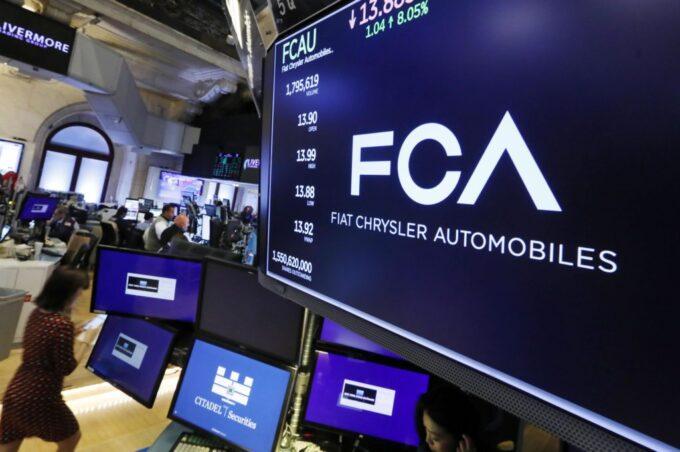 Azioni Fiat in recupero dopo la frenata di metà Giugno
