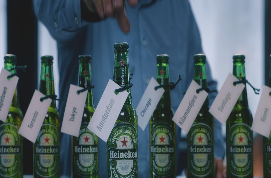Azioni Heineken in forte ribasso, utile netto precipita del 76%