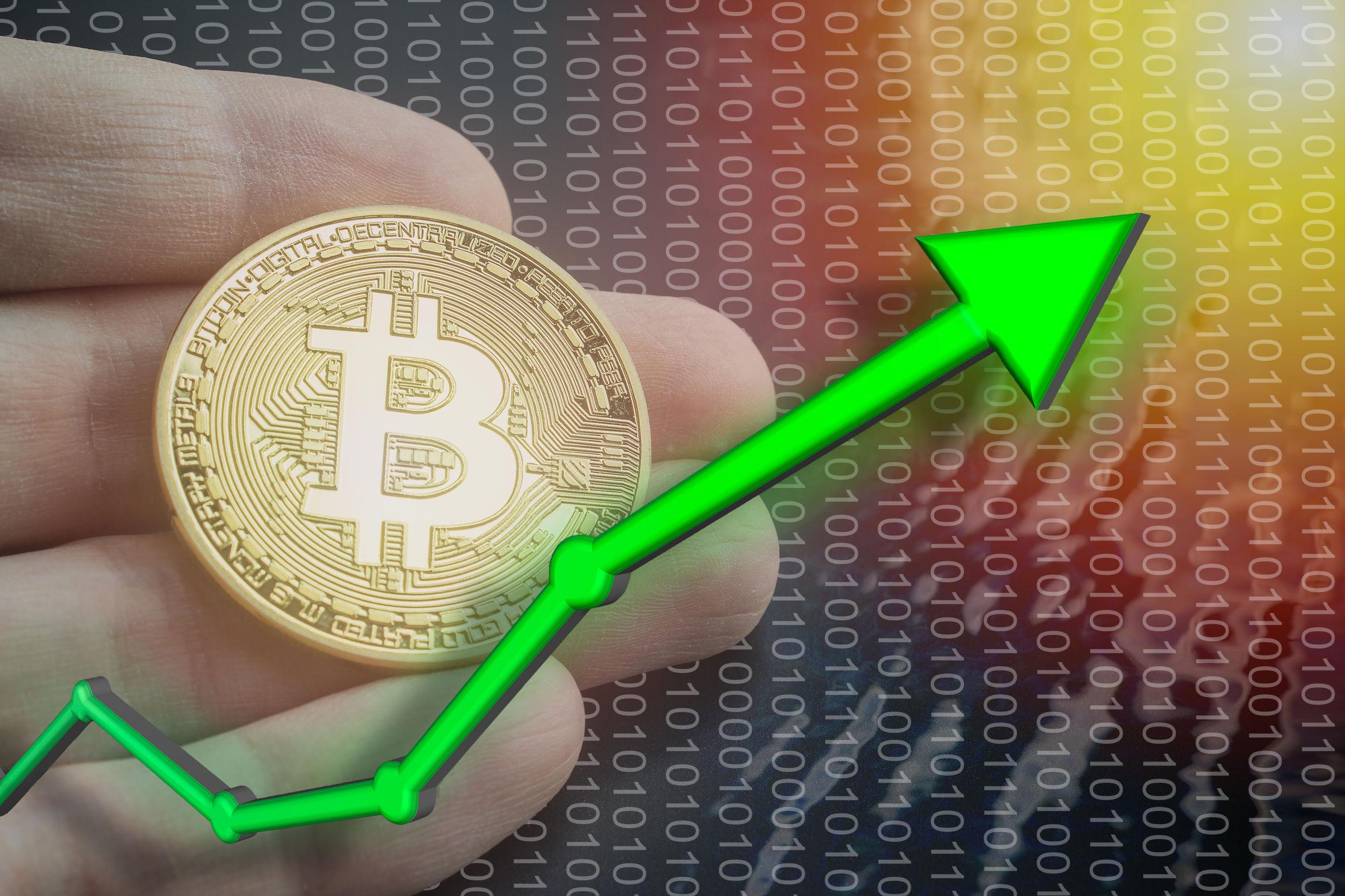 bitcoin rise di nuovo)