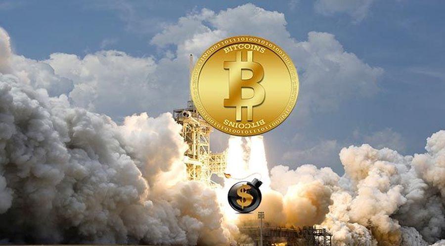 Prezzo Bitcoin si sveglia dal sonno: è impennata per il token